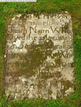 Boleskine Burial Ground (6)