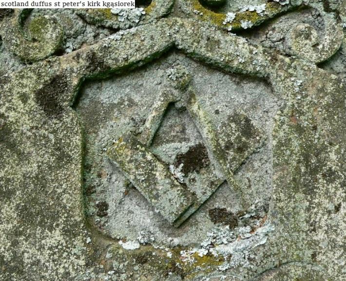 Duffus St Peters Kirk and Parish Cross (1)