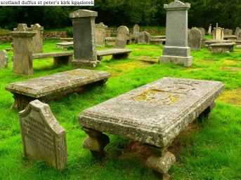 Duffus St Peters Kirk and Parish Cross (9)