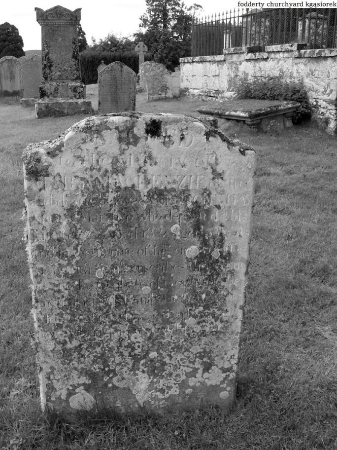 Fodderty Old Churchyard (16)