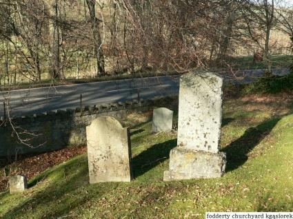 Fodderty Old Churchyard (26)