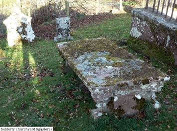 Fodderty Old Churchyard (29)