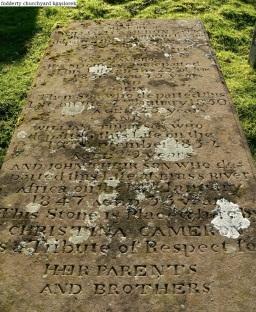 Fodderty Old Churchyard (33)