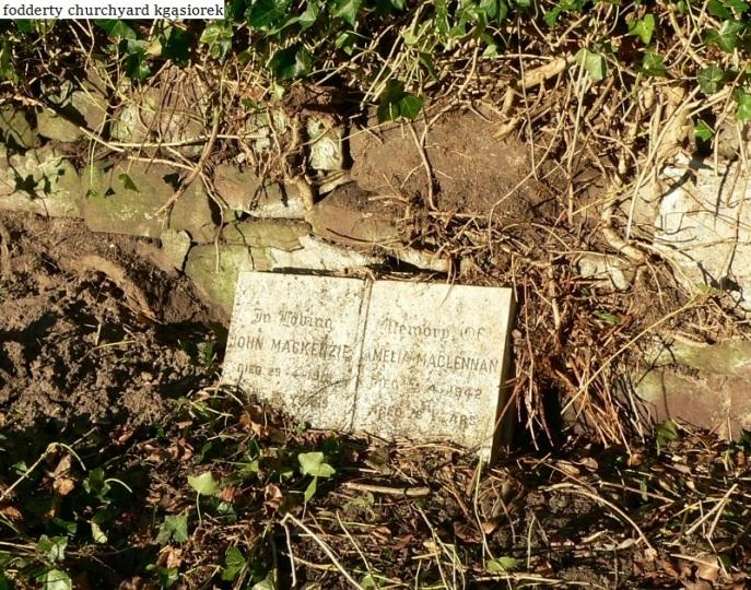 Fodderty Old Churchyard (35)