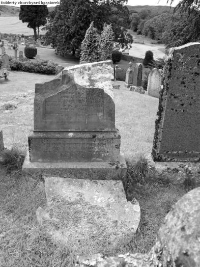 Fodderty Old Churchyard (5)