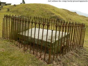 fort william the craigs burial ground (15)
