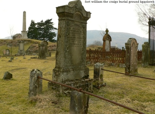 fort william the craigs burial ground (6)