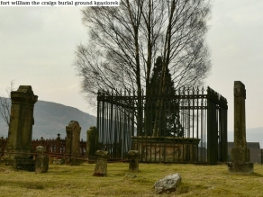fort william the craigs burial ground (7)