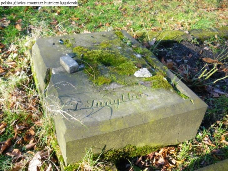 Gliwice cmentarz Hutniczy (14)