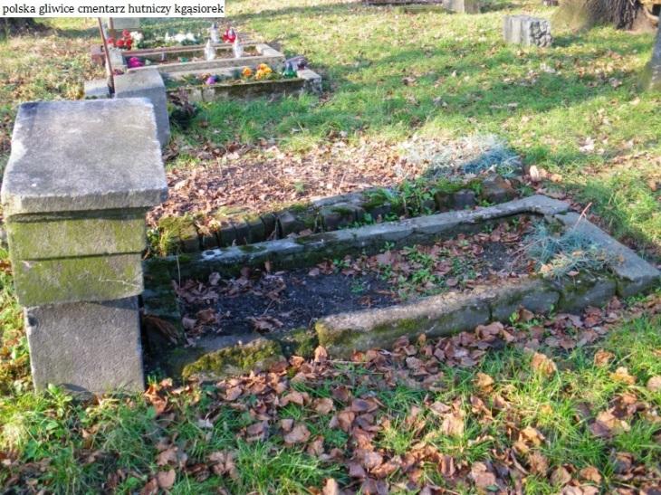Gliwice cmentarz Hutniczy (16)