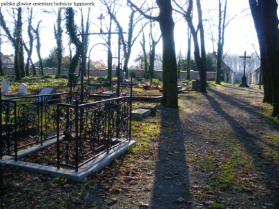 Gliwice cmentarz Hutniczy (17)