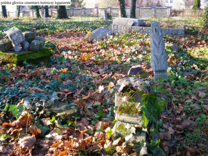 Gliwice cmentarz Hutniczy (18)