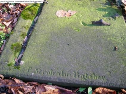 Gliwice cmentarz Hutniczy (3)